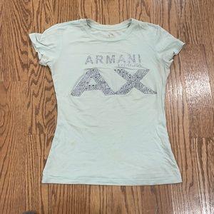 Armani exchange T-shirt size xs women